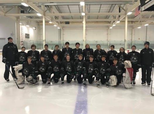 ice hockey fundraising - CT Oil Kings