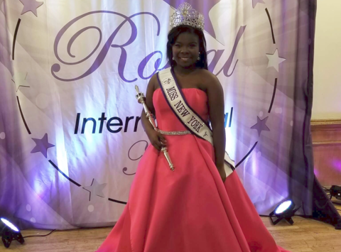 2018 Royal International Miss - Allison Paul