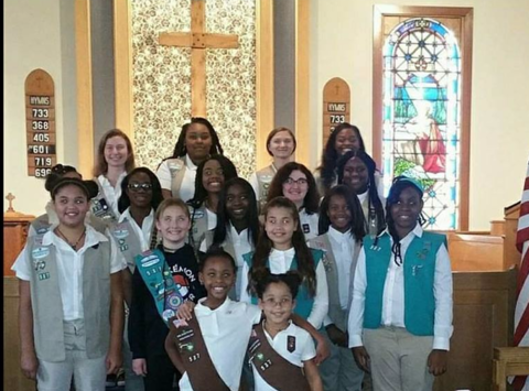 scouts fundraising - Friends of Girl Scout Troop 537