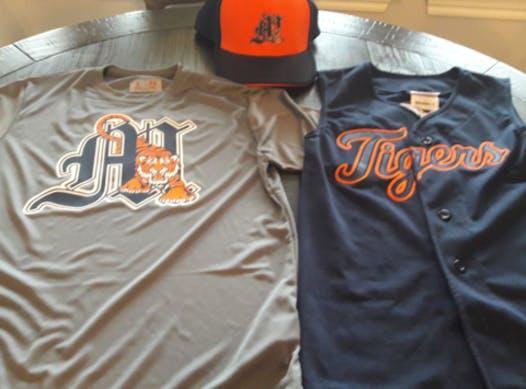 baseball fundraising - Moore Tigers