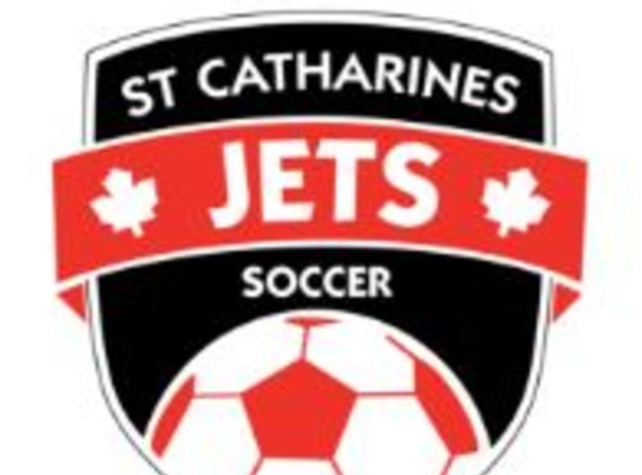 St. Catharines Jets Black 2008 Girls