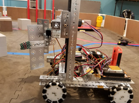robotics fundraising - Homeschool Robotics Club of Delaware