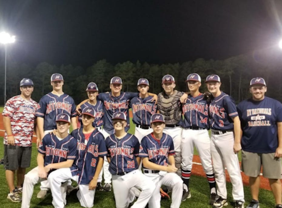 NY National 16u White