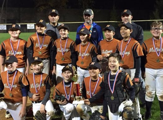 sports teams, athletes & associations fundraising - Montvale Mustangs