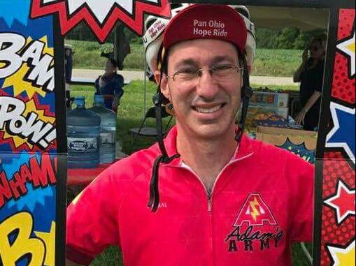 ACS Pan Ohio Hope Ride - Brian Bortz