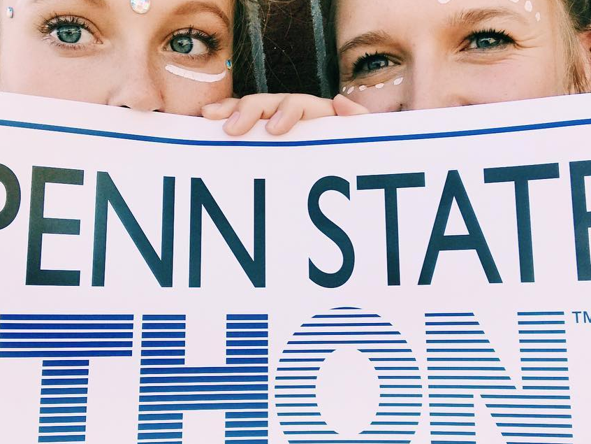 Help Maddie and Kath Dance in THON! (Independent Dancer Couple #2136)