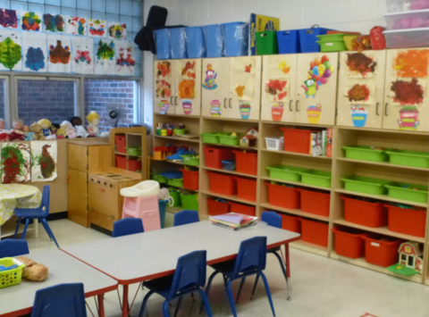 daycare & nurseries fundraising - Humbercrest Nursery School