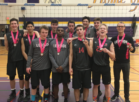 volleyball fundraising - 16U Leaside Thunder Volleyball