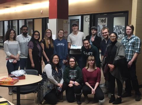 graduation & ceremonies fundraising - Biochemistry Student Association - University of Saskatchewan