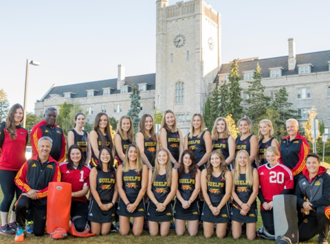 University of Guelph Field Hockey