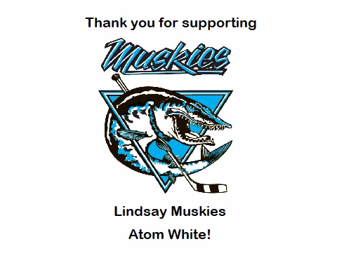 Lindsay Muskies Atom White