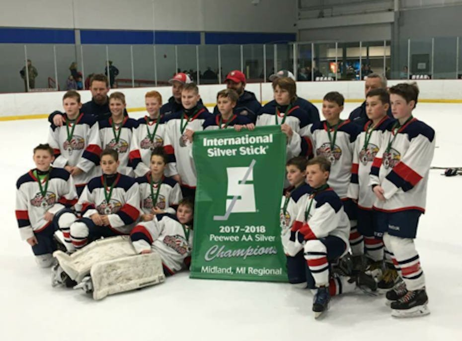 2005 Saginaw Jr. Spirit