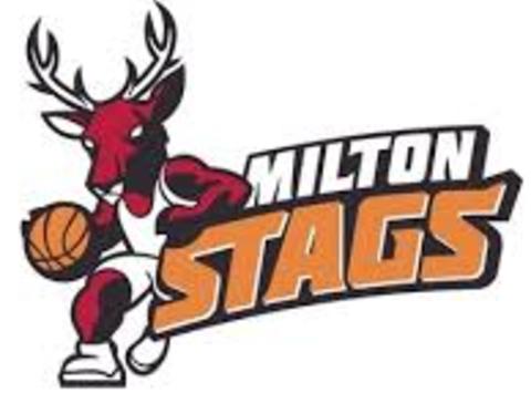 basketball fundraising - Milton Stags GU15