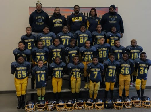 football fundraising - Euclid Panthers Youth Football