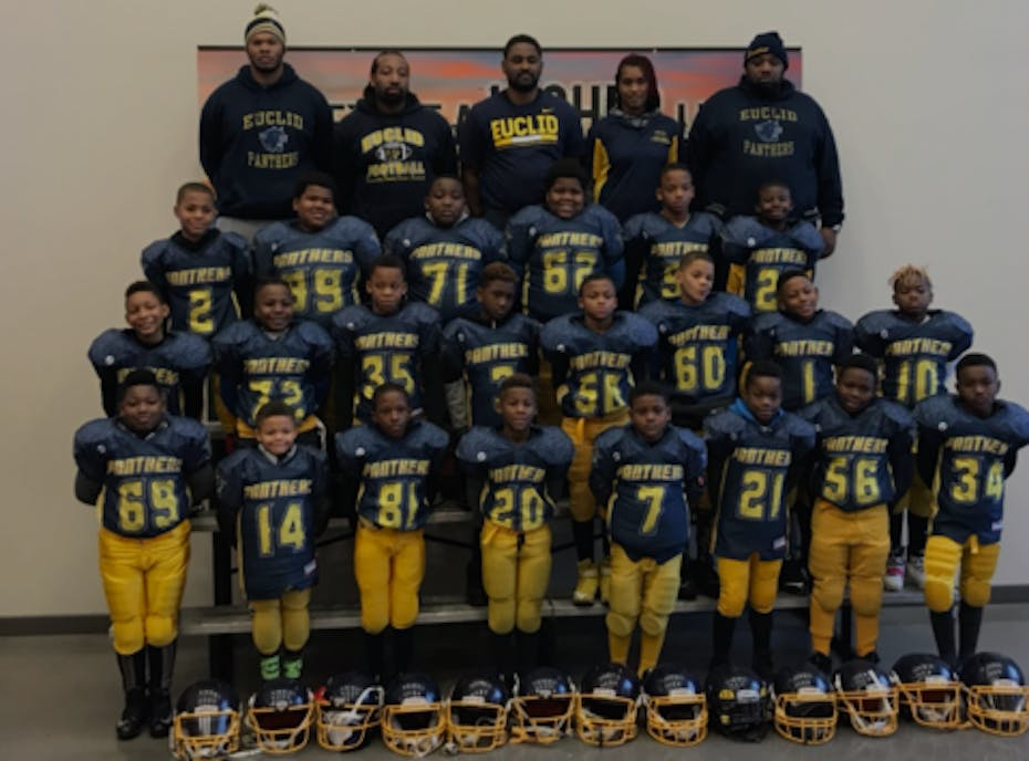 Euclid Panthers Youth Football