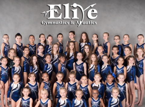 sports teams, athletes & associations fundraising - Elite Gymnastics & Aquatics