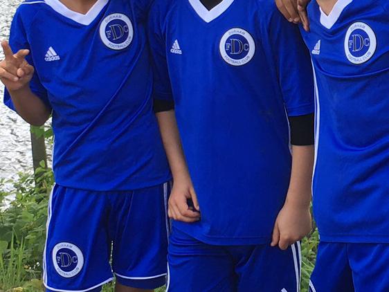 FC Durham Academy 2008 Boys (Indigo)
