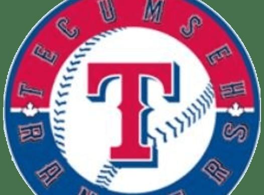 baseball fundraising - Tecumseh Rangers 2006