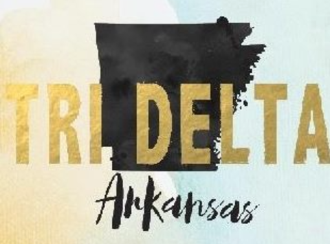 fraternities & sororities fundraising - Tri Delta at University of Arkansas