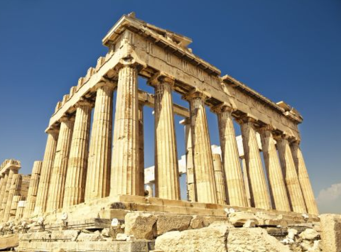 college & universities fundraising - Team Greece