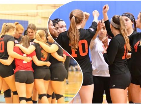 school sports fundraising - Rutgers Women's Club Volleyball
