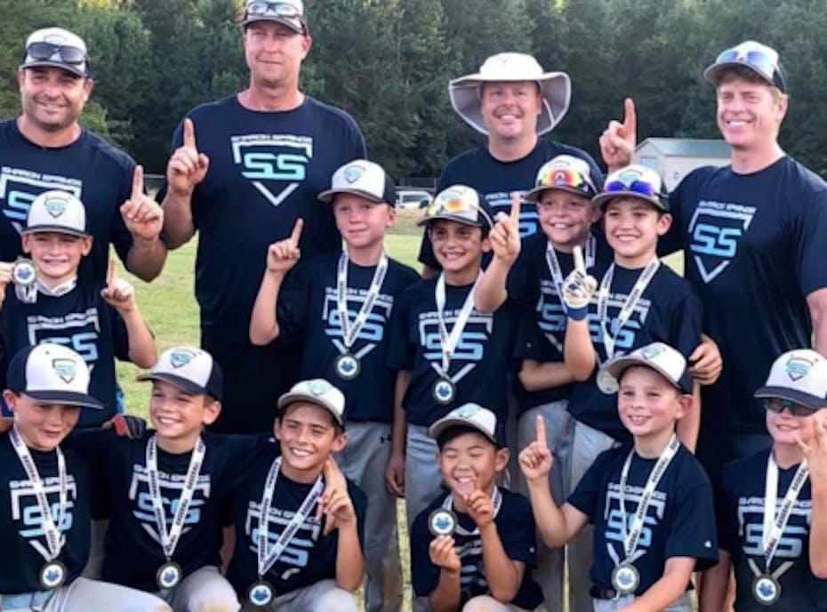 Sharon Springs 10U Baseball Academy