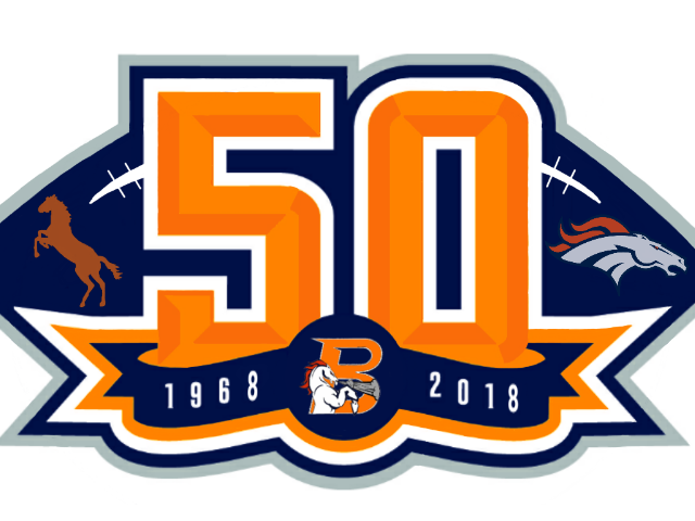 Brandon Broncos Youth Cheer and Football