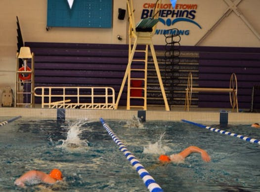 swimming fundraising - Charlottetown Bluephins Aquatic Club
