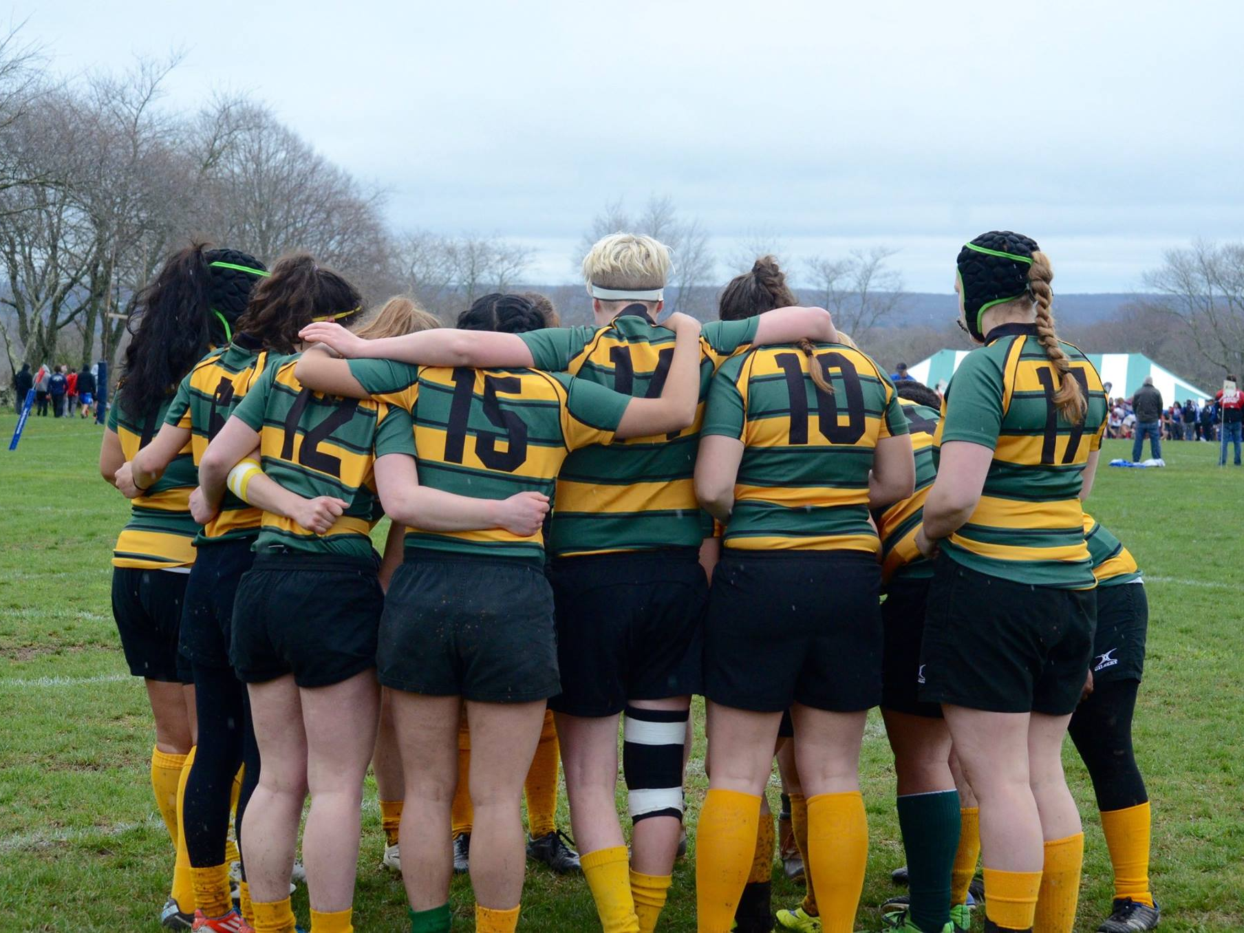 UVM Women's Club Rugby