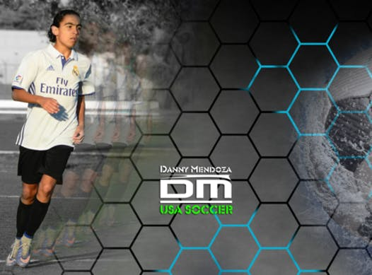 soccer fundraising - Danny Mendoza US Soccer Player