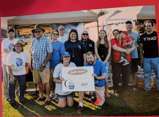 charity event - run, walk, or bike fundraising - CUMC Flames