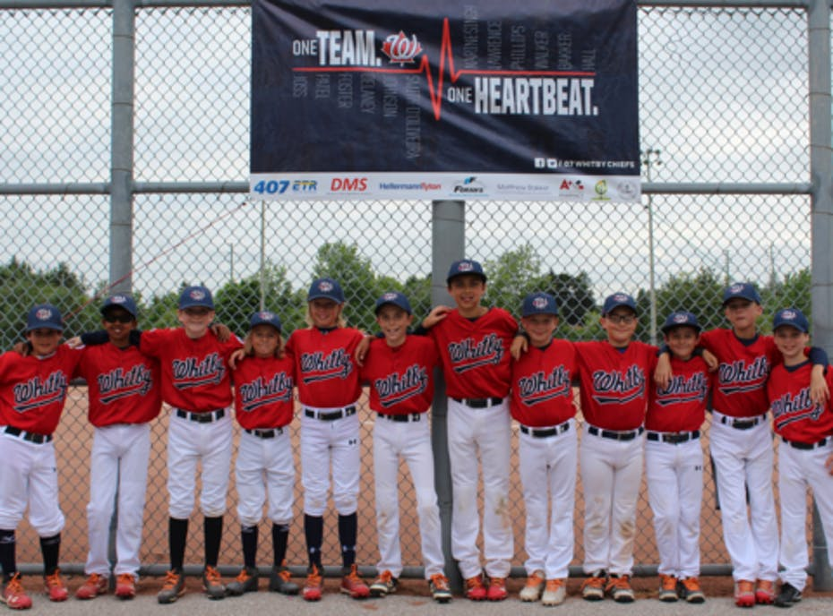 Whitby Chiefs Mosquito AA