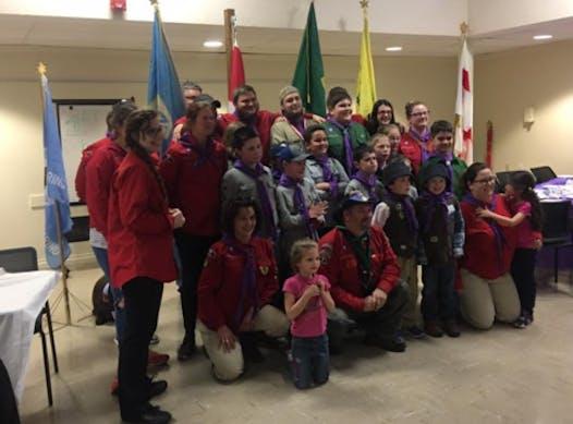 scouts fundraising - 1st Oshawa Scout Group