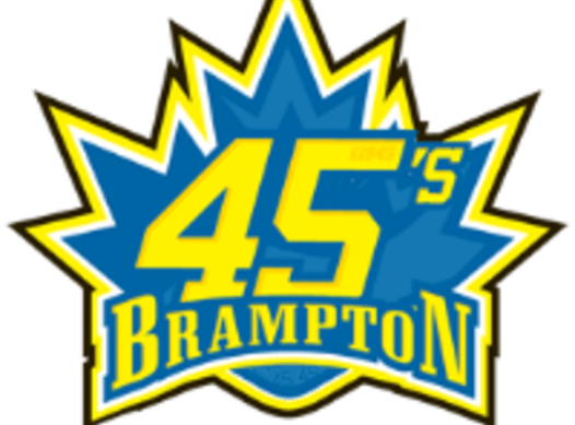 ice hockey fundraising - Brampton 45's Minor Atom AA 2009