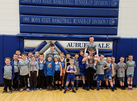 wrestling fundraising - Auburndale Apache Wrestling Club