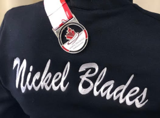 sports teams, athletes & associations fundraising - NickelBlades