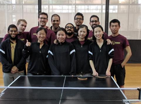 school sports fundraising - FSU Table Tennis