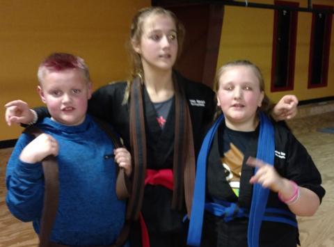 martial arts fundraising - Karate Tournaments