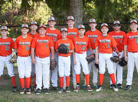 baseball fundraising - Elkridge Hurricanes 12U Green
