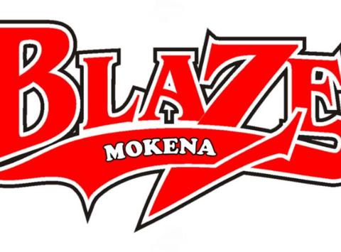 baseball fundraising - MOKENA BLAZE/CORREA