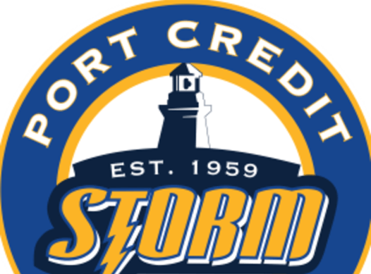 ice hockey fundraising - 2009 Port Credit Storm A