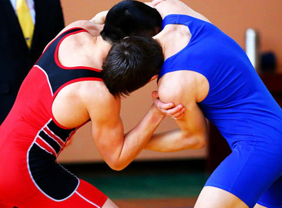 Penn State - Fayette Wrestling