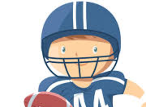 football fundraising - Pee Wee X-Men Football Team