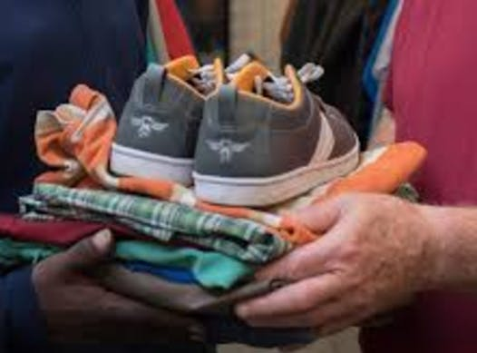 non-profit & community causes fundraising - Clothes to the Rescue
