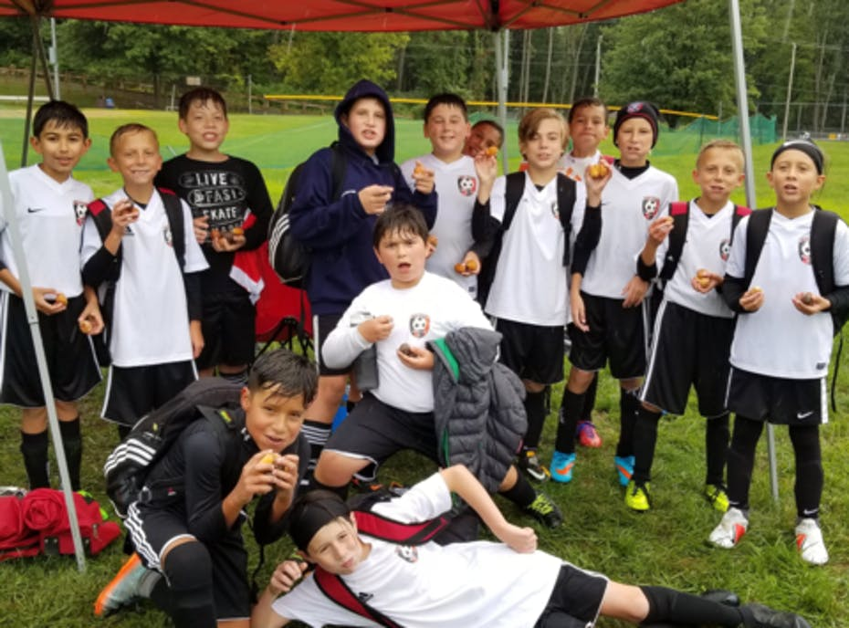 Denville Arsenal 12U Soccer Team