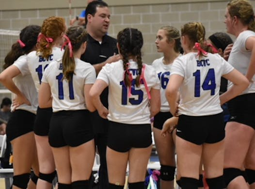 volleyball fundraising - Baldwin County Volleyball Club