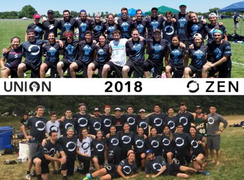 other sport fundraising - Union / Zen 2018