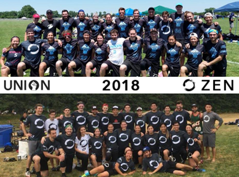 Union / Zen 2018