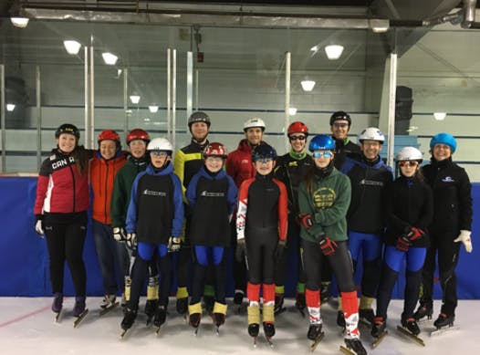 speed skating fundraising - Moose Jaw Speed Skating