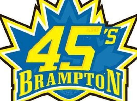 ice hockey fundraising - Brampton 45s Minor Atom AAA 2018-2019